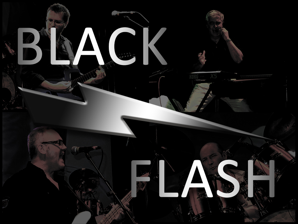 Black Flash Music Band
