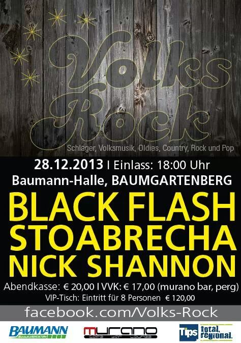 Black Flash - Stoabrecha - Nick Shannon